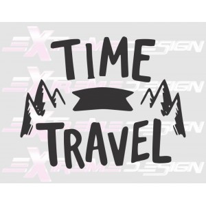 Nalepka Travel time