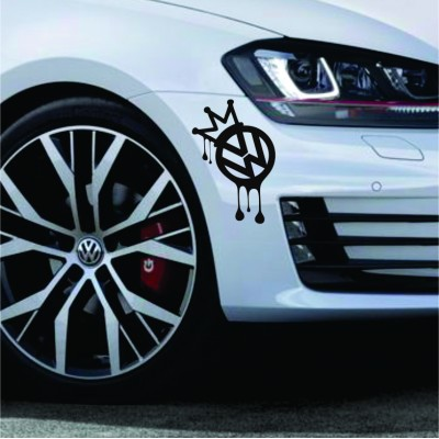 Nalepka VW king