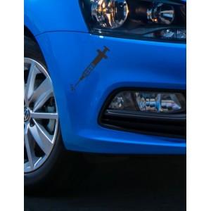 Nalepka VW Inekcija
